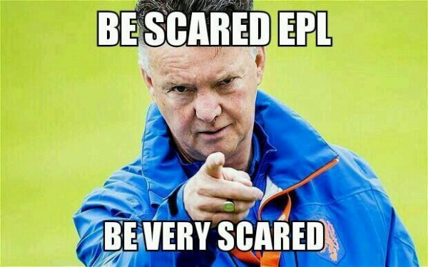 Be Scared