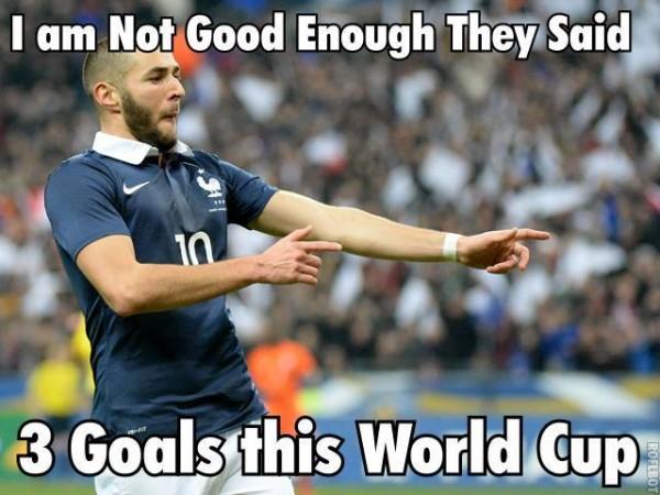 Benzema Goals