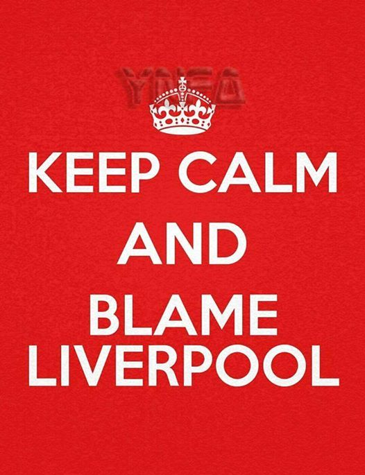 Blame Liverpool