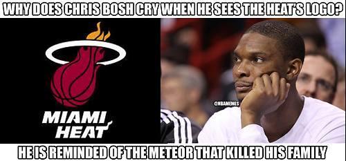 Bosh's meteor