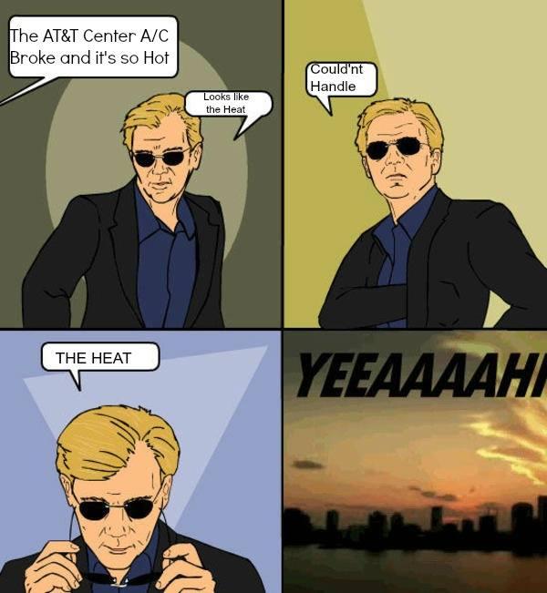 CSI joke