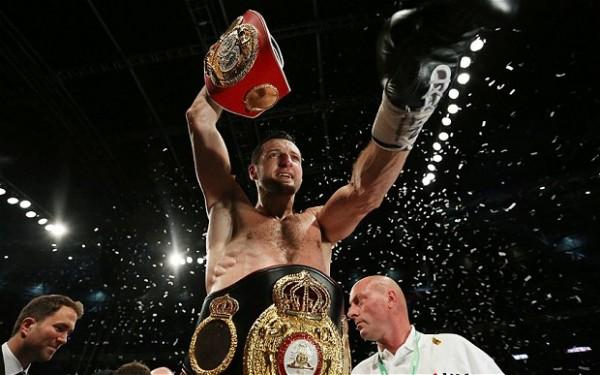 Carl Froch champion