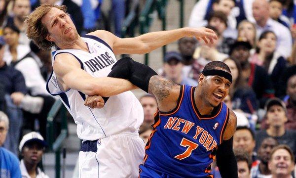 Carmelo Anthony, Dirk Nowitzki