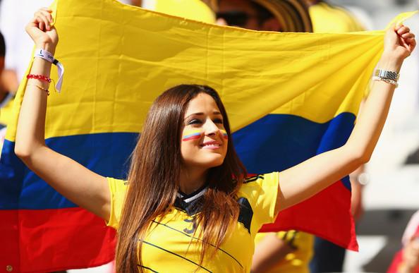 Colombia Fan III