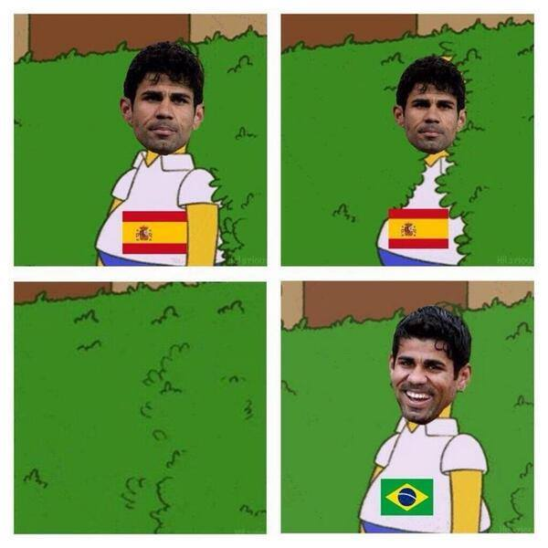 Costa Changing