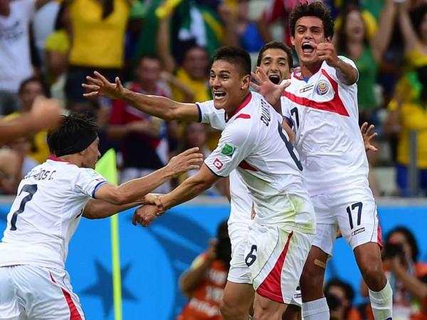 Costa Rica beat Uruguay