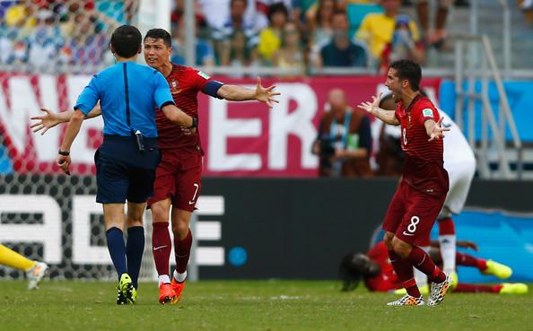 Cristiano Ronaldo, Milorad Mazic