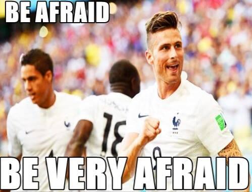 Dangerous France