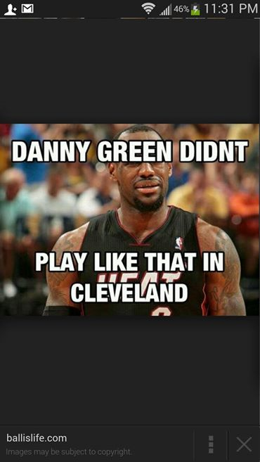 25 Best Memes of LeBron James & the Miami Heat Losing ...