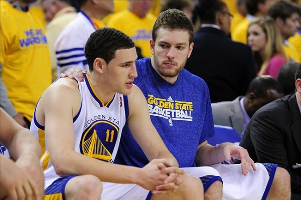 David Lee, Klay Thompson