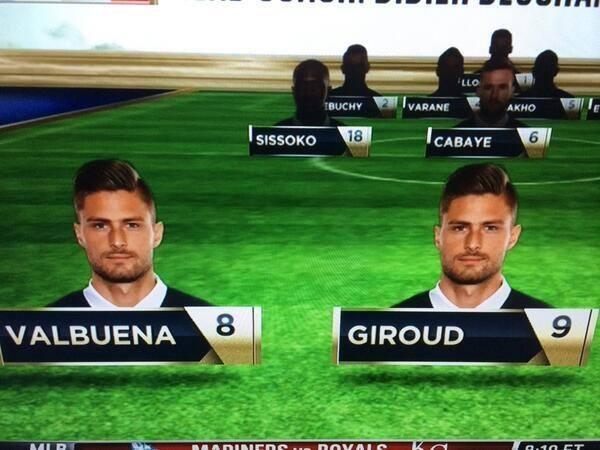 Double Giroud