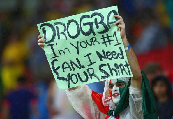 Drogba's Fan