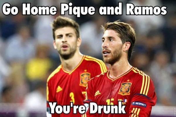 Drunk defenders