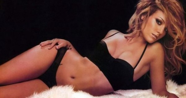 Edurne Garcia Almagro e1402405752555 13 Hottest Wags of World Cup Footballers