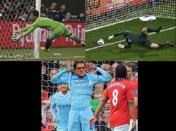 England Goalkeepers
