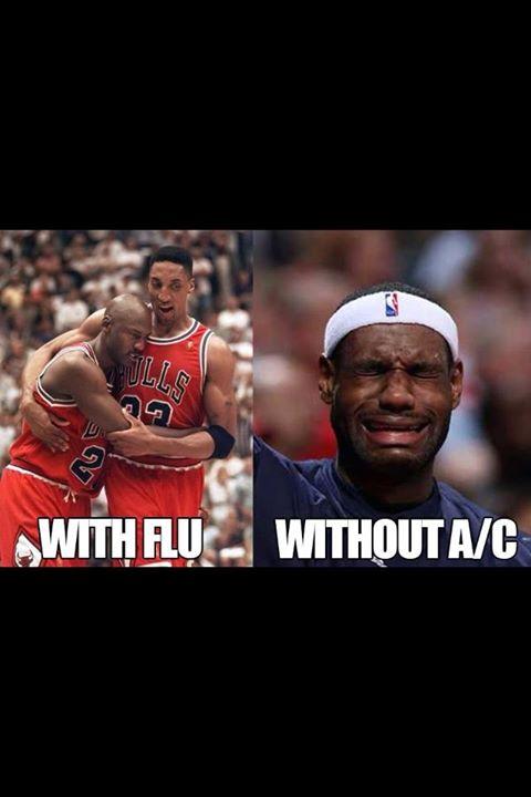 Flu vs AC