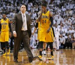 Frank Vogel, Paul George