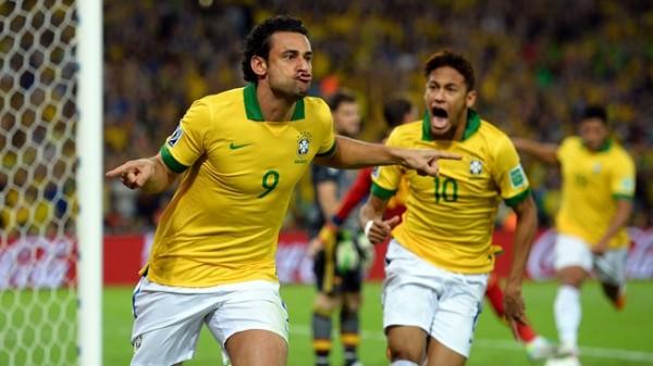 Fred, Neymar