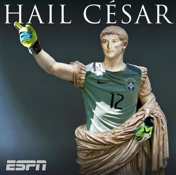 Hail Cesar