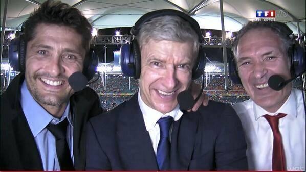 Happy Wenger