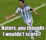 Haters Again