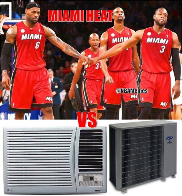 Heat vs Air Conditioning