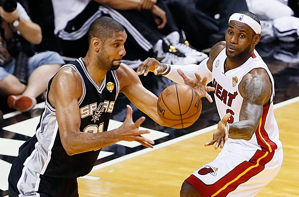 Heat vs Spurs