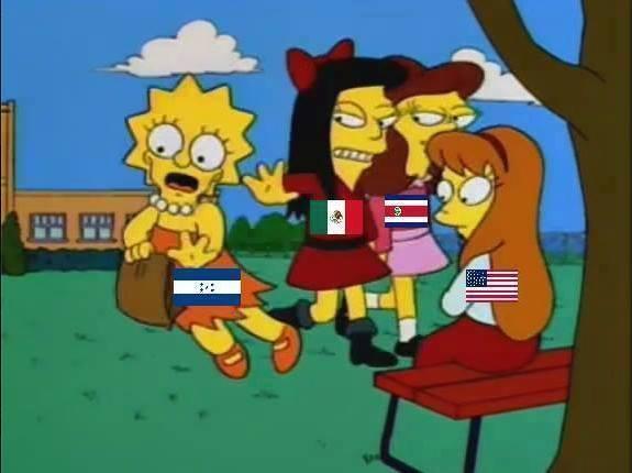 Honduras, get out