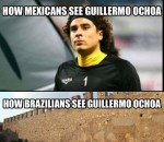 How we see Ochoa