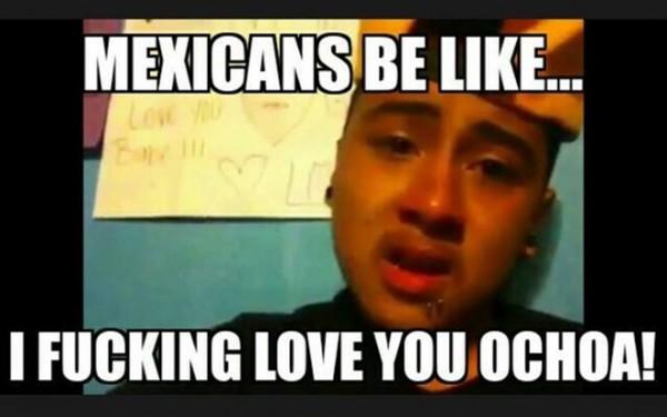 I Love you Ochoa