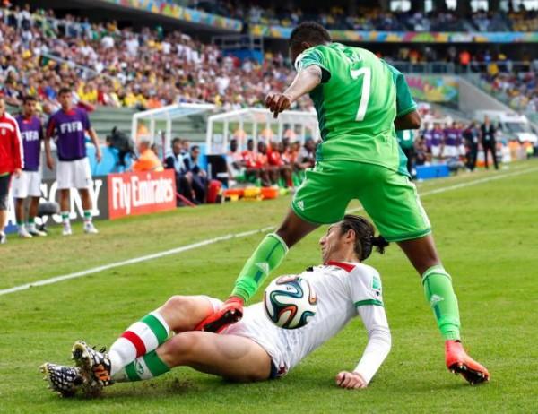Iran Nigeria 0-0
