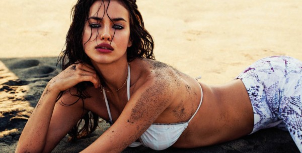 Irina Shayk e1402405339427 13 Hottest Wags of World Cup Footballers