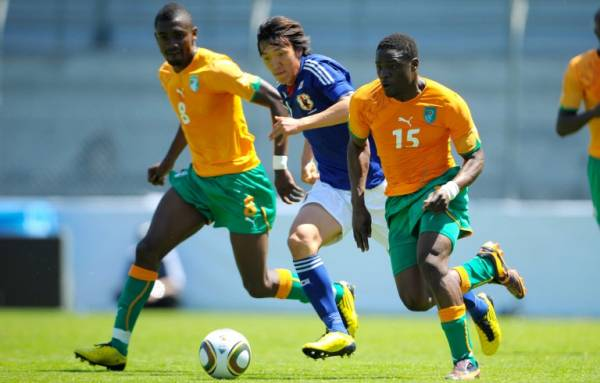 Ivory Coast vs Japan