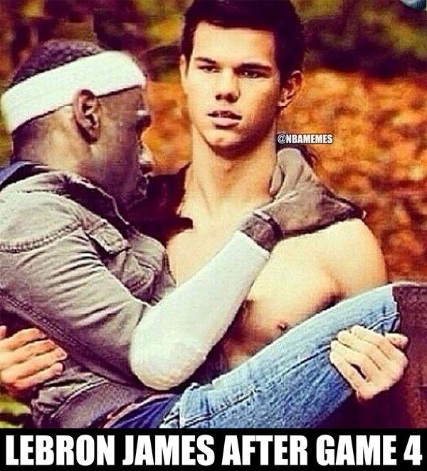 Jacob & LeBron