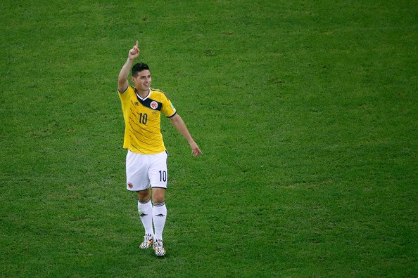 James Rodriguez