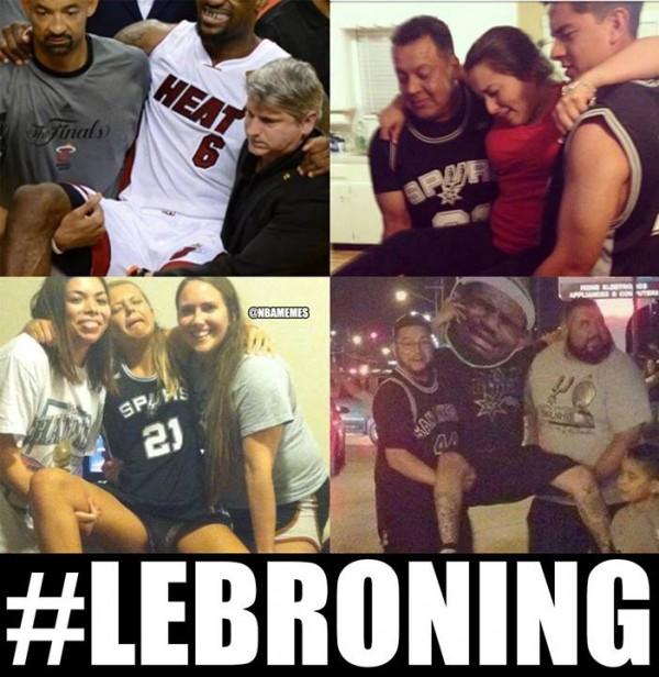 LeBroning