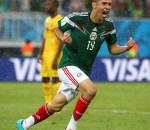 Mexico beat Cameroon