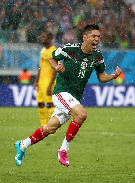 Mexico beat Cameroon