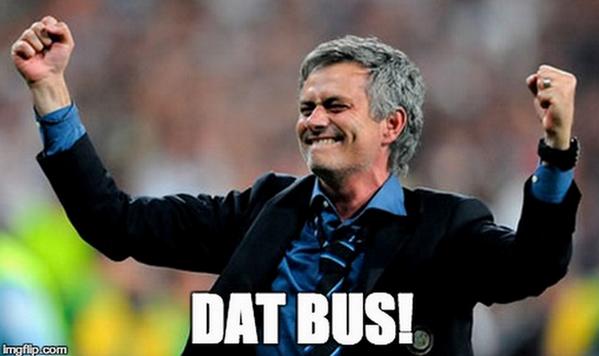 Mourinho Proud