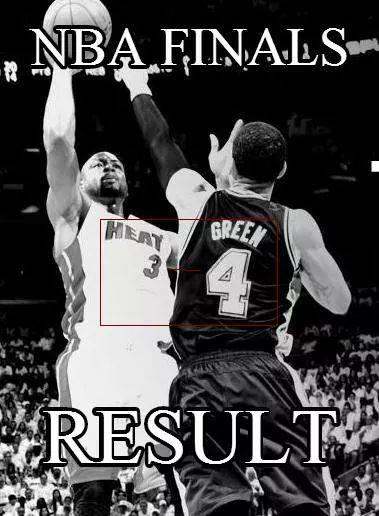 NBA Finals result