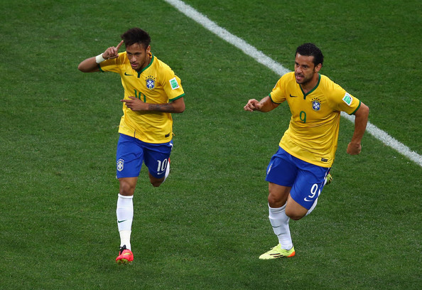 Neymar, Fred