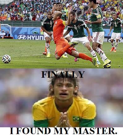 Neymar's Master