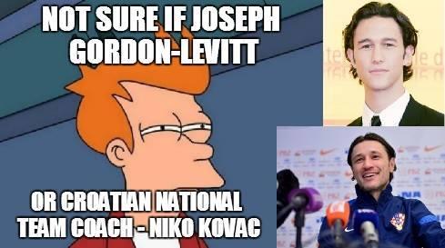 Niko Kovac looks good