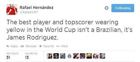 Not Brazilian