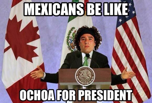Ochoa for President