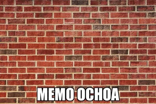 Ochoa the Wall