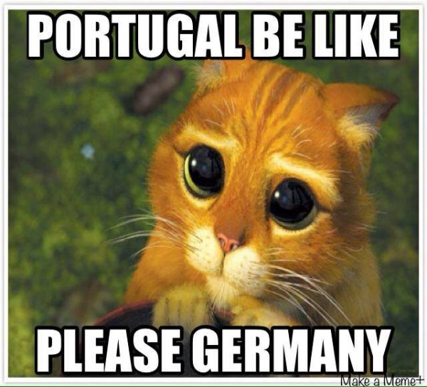 Portugal be like