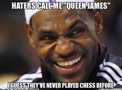 Queen James