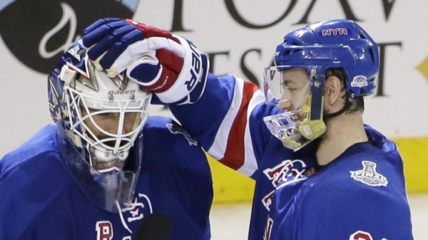 Rangers beat Kings