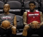 Ray Allen, Udonis Haslem